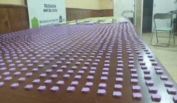 Imagen de Mar del Plata: secuestraron 6.000 pastillas de éxtasis tras una denuncia anónima