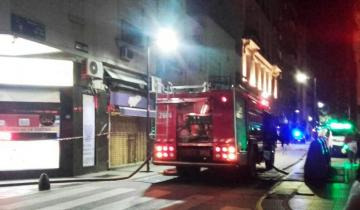 Imagen de Elsa Serrano: se incendió su departamento y hallan una mujer carbonizada
