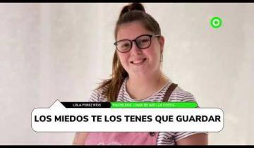Imagen de La receta de Lola Pérez Ríos, una chica de Mar de Ajó que se presentó para el casting del programa Bake Off de Telefé