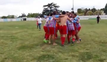 Imagen de Ferro y Social finalistas del fútbol dolorense