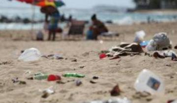 Imagen de Contaminación: más del 80% de los residuos que hay en las playas son plástico