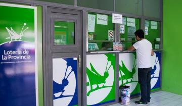 Imagen de Nueva normalidad: reabren las agencias de lotería en toda la Provincia
