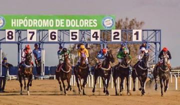 Imagen de Vuelve la actividad al hipódromo: habrá un festival cuadrero en Dolores