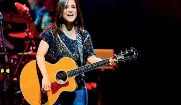 Imagen de Julieta Venegas anunció en sus redes su recital en el Partido de La Costa