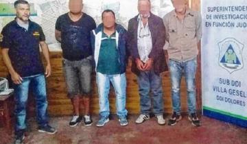 Imagen de Cuatro rosarinos fueron detenidos por manipular una ruleta en Pinamar