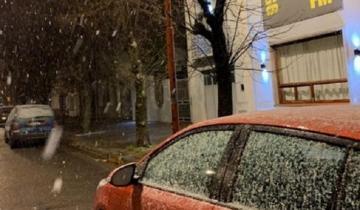 Imagen de Frío polar en todo el país: temperaturas bajo cero y nieve