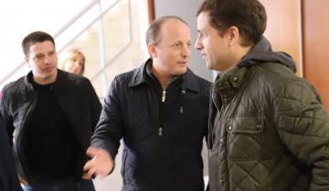 Imagen de Cumbre del PJ Bonaerense: Juan Pablo de Jesús pidió la candidatura a gobernador de Martín Insaurralde