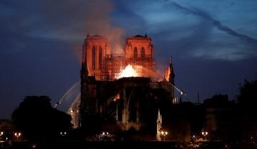 Imagen de El pequeño detalle que podría explicar qué pasó en Notre Dame