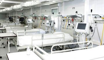 Imagen de El Gobierno bonaerense suma siete centros extrahospitalarios y 303 camas para Covid