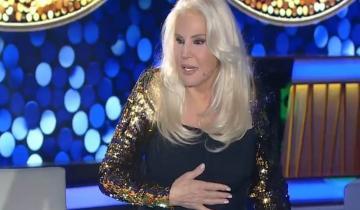 Imagen de La vuelta de Susana Giménez tuvo la mayor audiencia televisiva del domingo