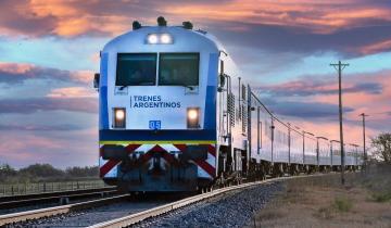 Imagen de Trenes: ya se pueden comprar los pasajes hasta el 30 de noviembre para Mar del Plata y Pinamar