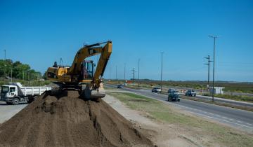 Imagen de La Provincia invirtió casi $ 5.000 millones para convertir en semiautopistas a las rutas 11 y 56