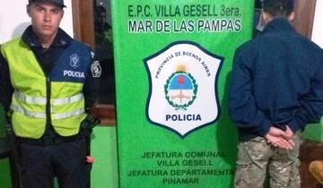 Imagen de Mar Azul: detuvieron a un hombre que se hacía pasar por policía para trabajar en seguridad