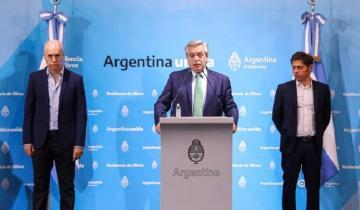 Imagen de Cuarentena obligatoria: lo permitido y lo prohibido, punto por punto
