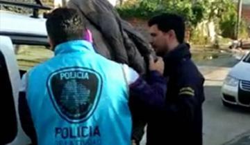 Imagen de Detienen a tres jóvenes de Castelli en Buenos Aires con droga en su poder