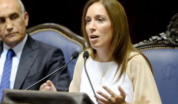 Imagen de A 5 días de irse, Vidal reglamentó la ley de cupo laboral trans