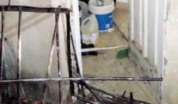 Imagen de Villa Gesell: rompen las rejas y roban por tercera vez en el año en una inmobiliaria