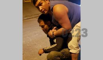 Imagen de Atraparon a Ricardo Rodríguez: lo descubrieron andando en bicicleta