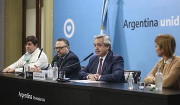 Imagen de El Gobierno dispuso la intervención y expropiación del Grupo Vicentin