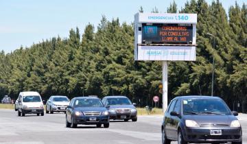 Imagen de Verano 2021: es intenso tránsito en las rutas de la región