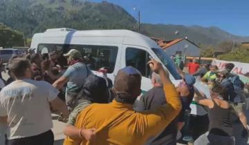 Imagen de Alto repudio tras el ataque a la comitiva presidencial en Chubut