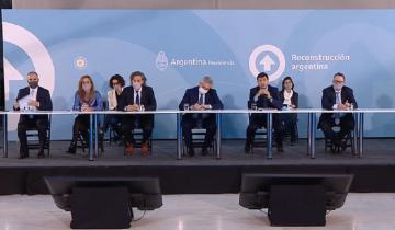 Imagen de Alberto Fernández anunció un aumento en el monto de la Tarjeta Alimentar y la extensión del beneficio a más familias