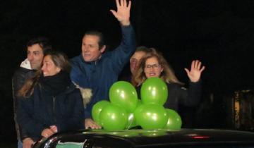 """Imagen de Multitudinaria caravana en el cierre de campaña de Etchevarren: """"Queremos hacer una elección histórica"""""""