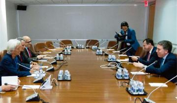"""Imagen de El FMI instó a la Argentina a profundizar un """"ajuste fiscal favorable al crecimiento"""""""