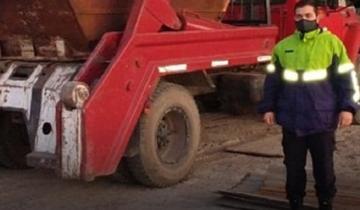 Imagen de Camionero multado en Dolores: circulaba en contramano por la Ruta 63