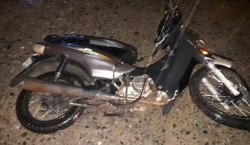 Imagen de Un herido tras un choque en General Madariaga