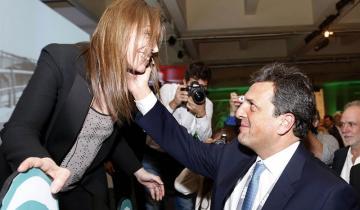 Imagen de Vidal se reunió con Massa para negociar un Presupuesto 2019 con más deuda y alza de impuestos