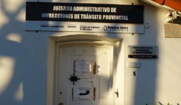 Imagen de Reponen en su cargo a la secretaria del Juzgado de Tránsito de Dolores