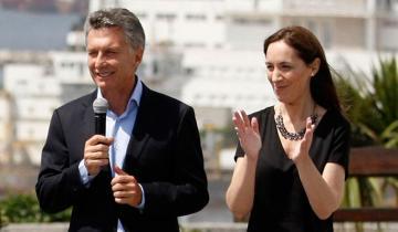 Imagen de Clarín anticipa que el gobierno ya piensa en una fórmula Macri-Vidal ante la baja de la imagen presidencial
