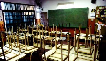 Imagen de El Ministerio de Educación evalúa la posibilidad de continuar con la suspensión de clases presenciales