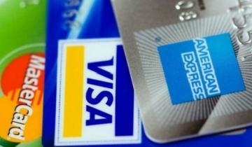 Imagen de Permiten financiar vencimientos de las tarjetas con tres meses de gracia y nueve cuotas