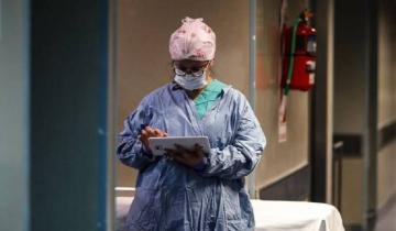 Imagen de Coronavirus en Argentina: otra jornada con pico de 29 mil contagios en 24 horas