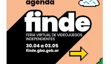Imagen de Con eje en los videojuegos, comienza hoy la primera edición de la feria virtual de cultura bonaerense