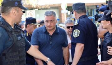 Imagen de Stornelli llegó a Dolores y dijo que responderá las preguntas de Ramos Padilla