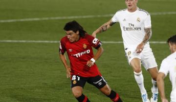 Imagen de Quién es Luka Romero, la joya argentina que debutó en España a los 15 años y ya postulan como el sucesor de Messi