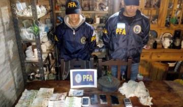 Imagen de Cayó banda narco que vendía cocaína y éxtasis en la Costa Atlántica: hay seis detenidos