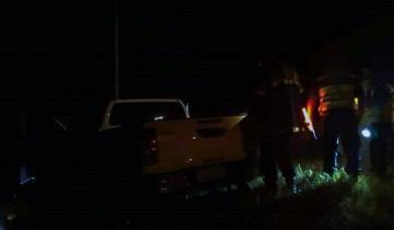 Imagen de Murió un jinete uruguayo en un accidente de tránsito en la Autovía 2
