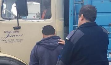 Imagen de Detienen a un camionero por abusar sexualmente de una mujer en Balcarce