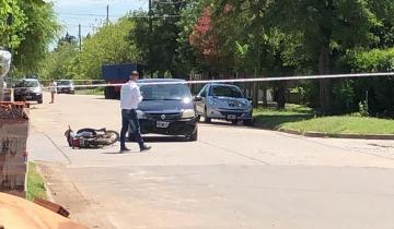 Imagen de Un hombre resultó herido tras un accidente en Dolores