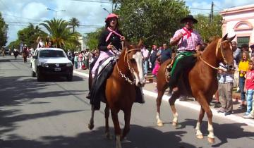 Imagen de Así sera el espectáculo tradicionalista de la Fiesta de Santos Vega