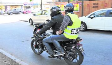 Imagen de Con una ley contra motochorros habilitan a prohibir la circulación de dos ocupantes en una moto