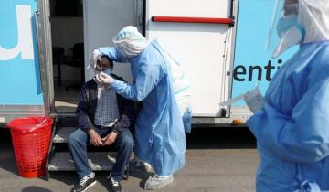 Imagen de Coronavirus en Argentina: otras 245 muertes y nuevo pico diario de más de 12.000 casos
