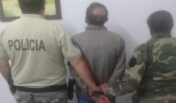 Imagen de Dolores: detienen a un hombre con pedido de captura