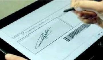 Imagen de Mañana comienza a funcionar el cheque electrónico
