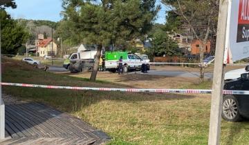 Imagen de Pinamar: falleció un policía de Villa Gesell en un accidente mientras estaba en servicio