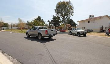 Imagen de La Municipalidad de La Costa avanza con la pavimentación en Las Toninas